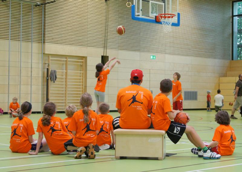 Basketball for kids 2012