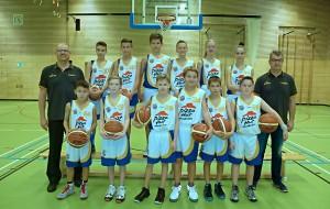 Mixed U14.1 Saison 2014/15