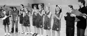 weibliche B-Jugend Pokalsieg 2006