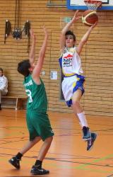 Schnell und athletisch: Alexander Fariwar