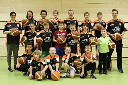 Mixed U10 Saison 2015/16