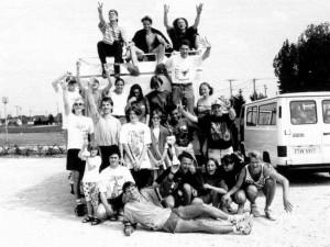 Turnierteilnahme Trainou 1994
