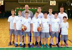 Die WK.3 Jungen nahmen 2014 am Bundesfinale Jugend-trainiert-für-Olympia in Berlin teil