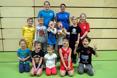 Saison 2018/19 Mixed U8
