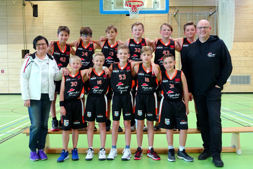 Saison 2019/20 - U12.1 Mixed
