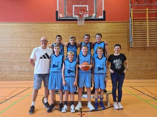 Saison 2020/21 - U14.1 Mixed
